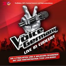Eishalle Bad Liebenzell The Voice Of Germany Live In Concert U2013 Tour 2017 2018 Live In