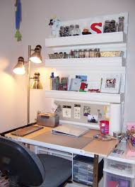 Small Craft Desk Wonderful Small Desk Organization Ideas Small Space Organization