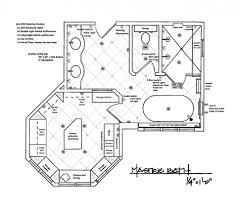 floor plans for bathrooms bathroom surprising large master bathroom plans bathrooms large