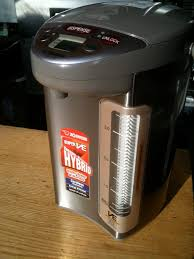tasting water at barrington coffee roasters clover food lab