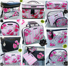1 xo victoria s secret spring fl ltd 2016 black pink clear solid beauty bag