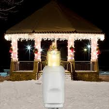 led icicle light strings 1000bulbs