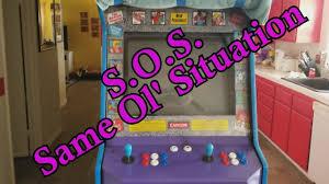 main arcade game room tour 2017 youtube