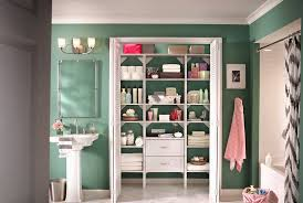 organized bathroom ideas tips linen closet organization med home design posters