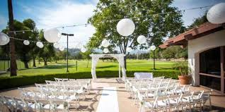 wedding venues pasadena brookside golf country club pasadena weddings