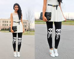 20 ways to wear your leggings styles weekly