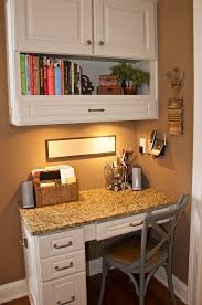 Small Kitchen Desk Captivating Kitchen Desk Ideas 1000 Images About Kitchen