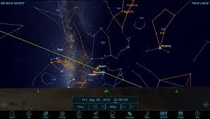 Dark Sky Map Skysafari 5 Is Here What You Need To Know To Pick Your App Level