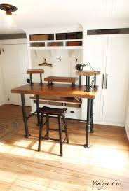 Diy Pipe Desk by 323 Best Pipe Creation Images On Pinterest Projects Pvc Pipes
