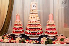 wedding cupcake tower pink ombre wedding cupcake stands wedding cupcake stands