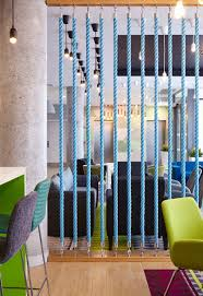 Interior Partition Wall by Creative Use Of Materials Commercial Design Office Space