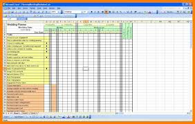 Microsoft Excel Sle Spreadsheets by Wedding Invite Spreadsheet Laobingkaisuo Com