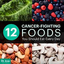 top 12 cancer fighting foods dr axe