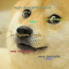 Doge Meme Tumblr - we who spoke lolcat now speak doge doge doge meme and meme