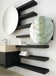 unique bathroom mirror ideas 25 cool bathroom mirrors design swan remarkable mirror room