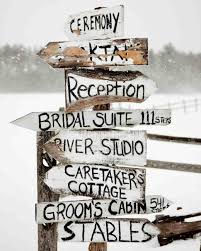 wedding seating signs wedding sign ideas