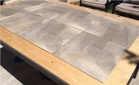 Tile Top Patio Table Tile Top Patio Table Dining Sets Outdoor Furniture