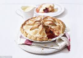 fruit by mail berry special autumn fruit pie daily mail online