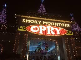 christmas at the smoky mountain opry u2013 pigeon forge tn coaster crew