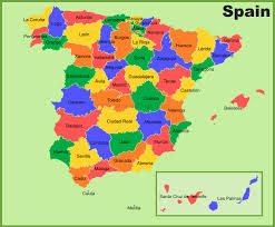 maps of spain spain maps maps of spain