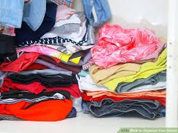 How To Organize Pants In Closet - how to organize your closet 13 steps with pictures wikihow
