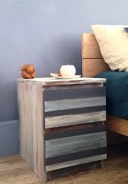 Ikea Aneboda Dresser Slides by Ikeaenik Ikea Malm Remake In Blues Just Me Pinterest Ikea