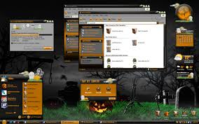 halloween desktops desktop wallpaper rottenworks