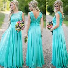 bridesmaid gowns aqua bridesmaid dresses 2017 wedding ideas magazine weddings