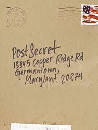 postsecret confessions on life death and god frank warren