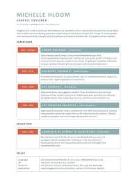 modern resume format 2016 15 modern design resume templates you can use today