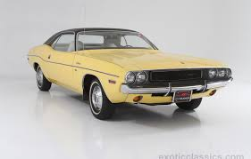 Dodge Challenger Classic - 1970 dodge challenger exotic and classic car dealership