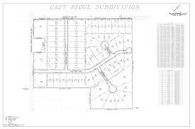 Map Pricing East Ridge Niederwald Texas Plat Map U0026 Pricing