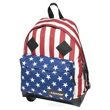 Flag Backpack Eastpak Padded Returnity Usa 2013 Purchase Street Backpack With