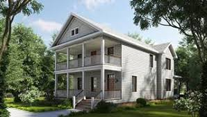 narrow lot house plans u0026 small unique home floorplans by thd