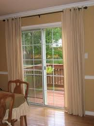 Home Decor Sliding Doors Glass Door Curtain Ideas Window Treatment Ideas For Sliding Glass