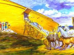 free bible images noah is instructed by god to build an ark to