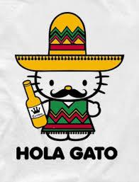 Hello Kitty Meme - mexican hello kitty w630