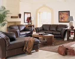 Decorating With Brown Leather Couches by Leather Living Room Decorating Ideas Brown Leather Sofas In Living