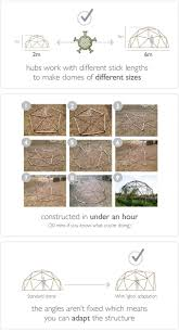 geodesic dome floor plans you can now build your own geodesic dome at home in under an hour