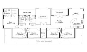 colonial house floor plans australian colonial house floor plans