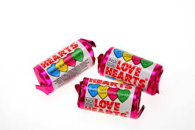 mini love hearts sweets little candy sweets with a message buy