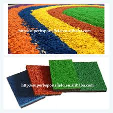 Flooring Rubber Tiles Colorful Synthetic Flooring Mat Kid Rubber Flooring Mats Epdm