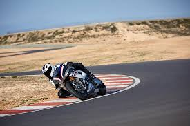track time is certainly fun but not when a bike flies crashing