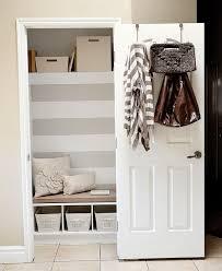 entry closet ideas small front closet organization