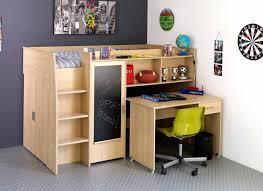 bed desk combo for small children u0027s bedroom homestylediary com