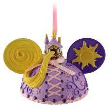 disney parks rapunzel tangled ear hat ornament new princess