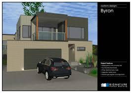 Floor Plans For Sloping Blocks by Signature Homes Geelong U2013 Custom Designs