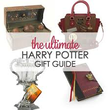 cool harry potter gift ideas it is a keeper