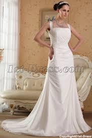 straps second wedding dresses for reception img 3534 1st dress com