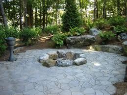rustic landscaping ideas home design ideas